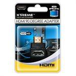 Adaptateur HDMI de 90 degrés de Xtreme