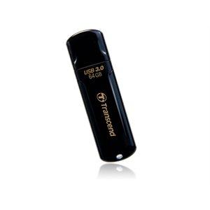 Clé USB 3.0 Transcend - JetFlash 700 - 64Go - Noir