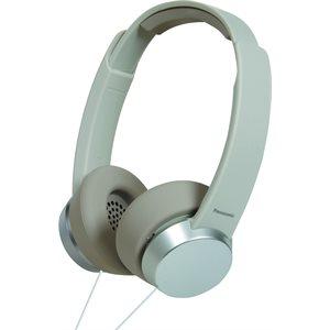 Casque d'écoute stéréo - Blanc