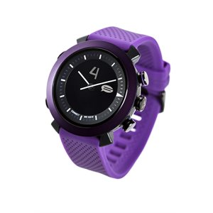 Montre intelligente Classic de Cogito - Mauve ''Deep Purple''