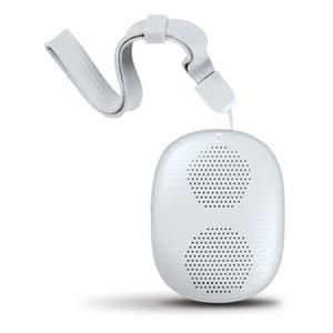 ISOUND Mini haut parleur sans-fil Bluetooth POP DROP - Blanc