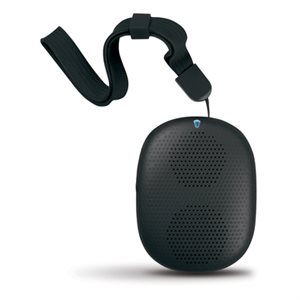 ISOUND Mini haut parleur sans-fil Bluetooth POP DROP - Noir