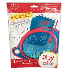 BB PLAY N' TRACE ACTIVITY PACK - SPACE ADVENTURE