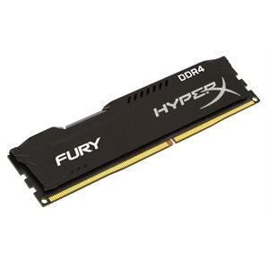 KINGSTON 4GB 2400MHZ DDR4 NON-ECC CL15 DIMM HYPERX FURY BLACK SERIES