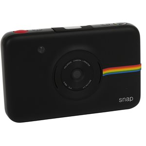 POLAROID SNAP DIGITAL INSTANT CAMERA BLACK