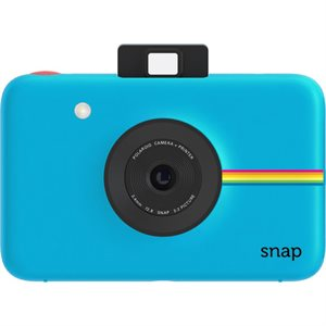POLAROID SNAP DIGITAL INSTANT CAMERA BLUE