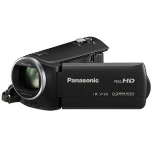 PANASONIC HCV160K LONG ZOOM CAMCORDER