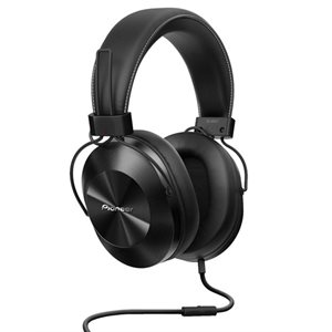 PIONEER SEMS5TK OVER EAR HEADPHONE - BLACK