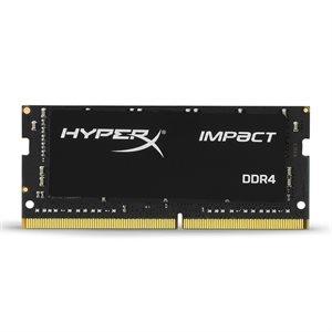 KINGSTON 16GB 2666MHz DDR4 NON-ECC CL15 SODIMM HyperX Impact