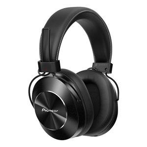 PIONEER SEMS7BTK OVER EAR BLUETOOTH HEADPHONE - BLACK