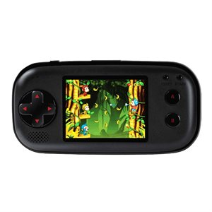 DREAMGEAR MYARCADE GAMER X PORTABLE  220 GAMES (16-BIT) **BLACK**