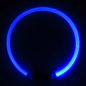NITEIZE NiteHowl LED Safety Necklace Blue