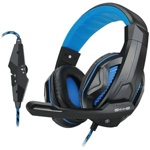 ACCESSORY POWER ENHANCE VOLTAIC STEREO GAMING HEADSET GX-H2 3.5MM JACK