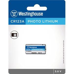 Westinghouse 3.0V lithium battery (#1)