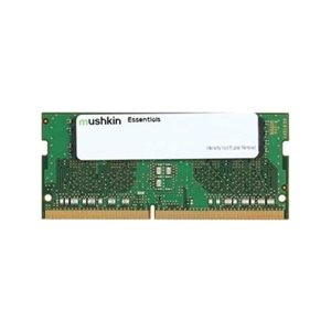 MUSHKIN ESSENTIALS 16GB DDR4 SODIMM PC4-2400 1.2V