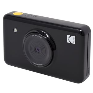 "KODAK 10 MegaPixel 1.7""LCD Viewfinder Mini Shot Instant Camera Black"