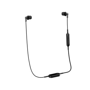 PANASONIC EARPHONE BLUETOOTH RPHJE120BK - BLACK