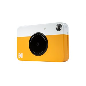 Kodak Printomatic ZINK Digital Instant Camera- Yellow