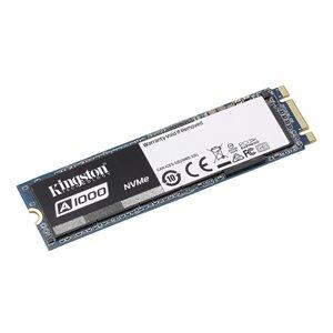 Disque SSD Kingston 960GB A1000 PCIe NVMe  M.2 2280