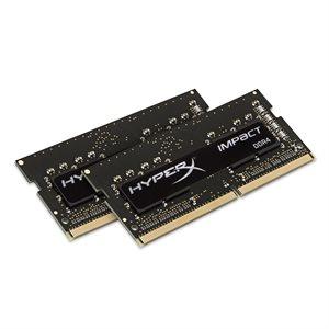 Kingston 32GB 2933MHz DDR4 NON-ECC CL17 SODIMM (Kit of 2) HyperX Impact