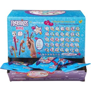 WOWWEE Mini Fingerlings 24 pack - Series 1