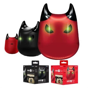 GenTek BOOMIE GHOUL BOOM WIRELESS  SPEAKER*RED*