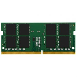 KINGSTON 8GB 2666MHz DDR4 Non-ECC CL19 SODIMM 1Rx8 (Transition to KVR26S19S6/8)