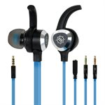 ACCESSORY POWER ENHANCE Vibration IN-Ear Gaming Headset with One-Touch Microphone