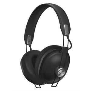 PANASONIC RPHTX80K WIRELESS BLUETOOTH HEADPHONES MATTE BLACK