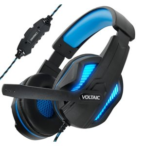 ACCESSORY POWER ENHANCE Voltaic PRO USB Headphone Surround 7.1