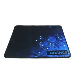 "ACCESSORY POWER ENHANCE Voltaic XL Fabric Mouse Pad - Features an extra large 12.6"" x 10.6""*Blue*"