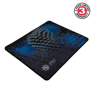 "ACCESSORY POWER ENHANCE Infiltrate XL Fabric Mouse Pad - Features an extra large 12.6"" x 10.6"" *Blk*"
