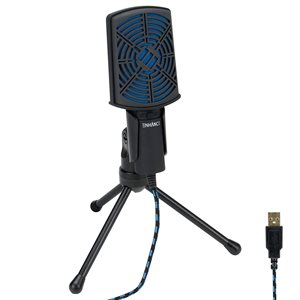 ACCESSORY POWER ENHANCE USB Condenser Microphone *Black*
