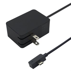Axiom 13-Watt AC Adapter for Microsoft Surface - 3YY-00001