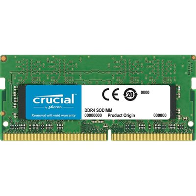 CRUCIAL 8GB DDR4 2400 MT/s (PC4-19200) CL17 SR x8 Unbuffered SODIMM 260pin  for Mac