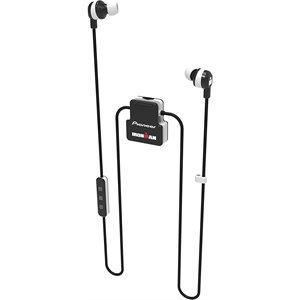 PIONEER IRONMAN Wireless Sport Earphones  Black White