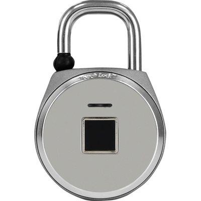 ALURATEK Bio-Key TouchLock XL All Weather Keyless Bio-Lock with Fingerprint Recognition