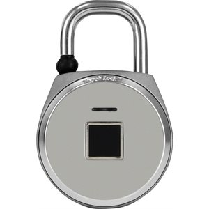 ALURATEK Bio-Key TouchLock XL All Weather Keyless Bio-Lock with Fingerprint Recognition