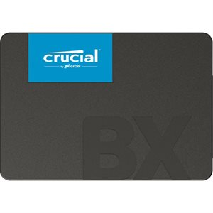 Crucial BX500 120GB 3D NAND SATA 2.5-inch SSD (Bulk-Tray)