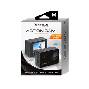 XTREME Action Cam BLACK *ENG*