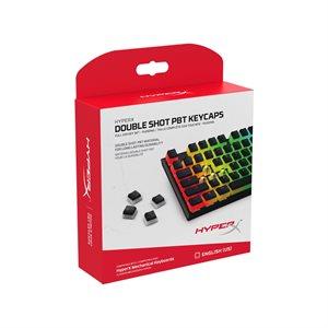 HyperX Pudding Keycap Set - US - Black