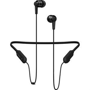 Pioneer SEC7BTB In Ear Bluetooth With Mic Black S