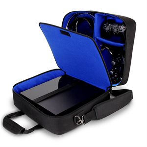 ACCESSORY POWER USA GEAR PlayStation 4 Pro Case / Sony PS4 Pro 4K Travel Console Carrying Bag