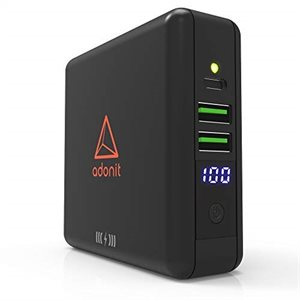 Adonit Wireless Travel Cube 3 in 1 charger (Qi certified, 6700mah)