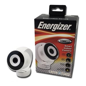 Energizer Smart Indoor Camera *White* ENG ONLY