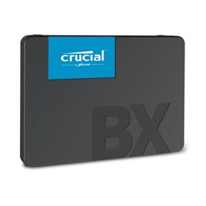 Crucial BX500 480GB 3D NAND SATA 2.5-inch SSD Tray