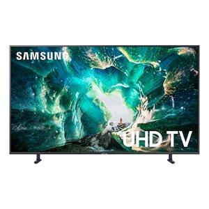 "SAMSUNG UN55RU8000FXZC Samsung 55"" 4K UHD HDR LED Tizen Smart TV"