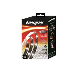 Energizer 2 Meters LED RGB Color Light Strip *ENG PKG ONLY*