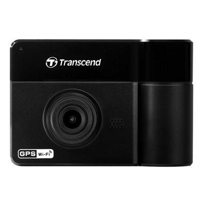 TRANSCEND 64GB, Dashcam, DrivePro 550, Dual lens,Sony sensor