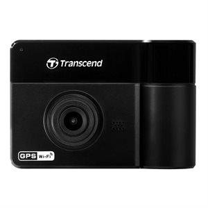 TRANSCEND 64GB, Dashcam, DrivePro 550, Dual lens,Sony sensor (ENG ONLY)